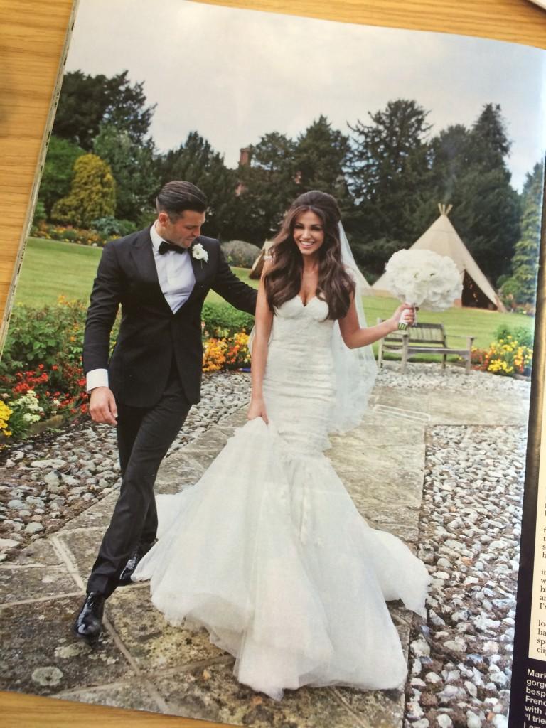 Michelle Keagan Mark Wrights Wedding 1b