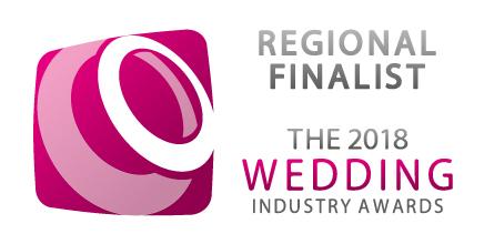 The Wedding Industry Awards Regional Finalist Badge