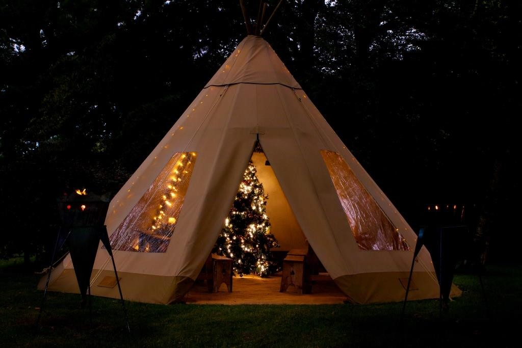 Baby Tipi for Festive Celebrations